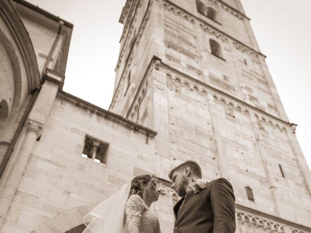 Il matrimonio di Benedetta e Francesco a Campogalliano, Modena 26