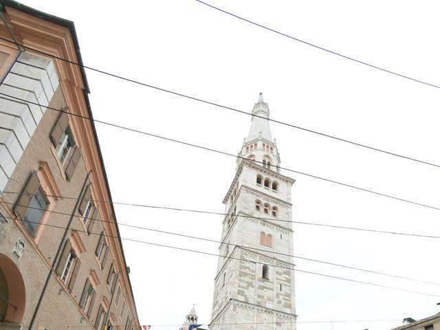 Il matrimonio di Benedetta e Francesco a Campogalliano, Modena 27