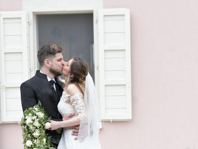 Il matrimonio di Benedetta e Francesco a Campogalliano, Modena 28