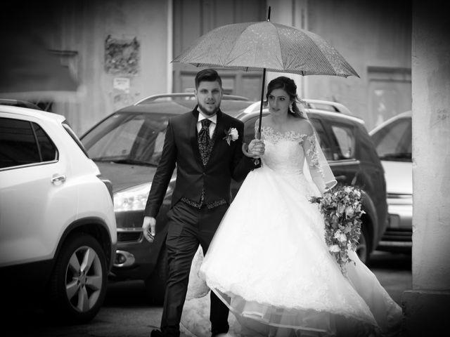 Il matrimonio di Benedetta e Francesco a Campogalliano, Modena 42