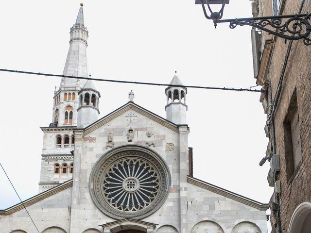 Il matrimonio di Benedetta e Francesco a Campogalliano, Modena 43