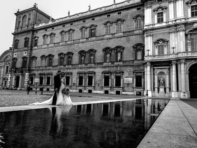 Il matrimonio di Benedetta e Francesco a Campogalliano, Modena 44