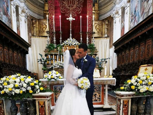 Il matrimonio di Manuela e Francesco a Aci Catena, Catania 1