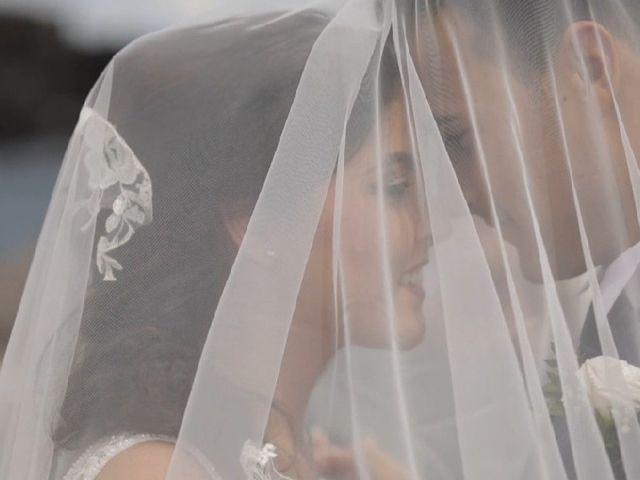 Le nozze di Francesco e Manuela
