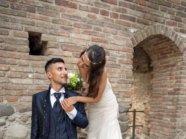 Il matrimonio di Angelo e Maria Giulia a Mantova, Mantova 17
