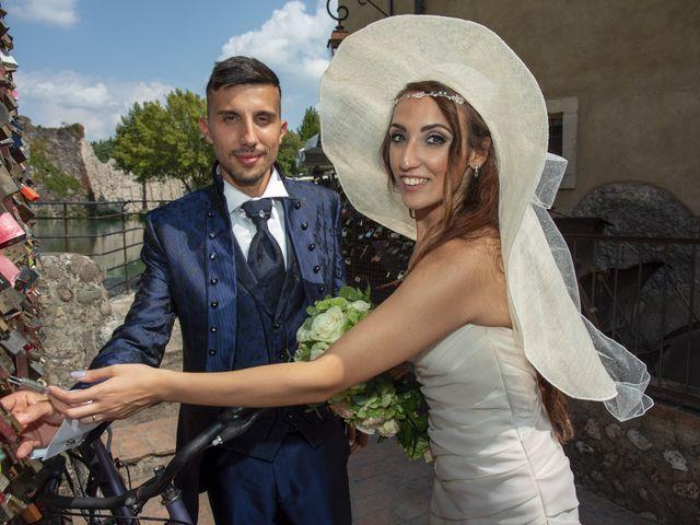 Le nozze di Maria Giulia e Angelo