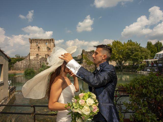 Il matrimonio di Angelo e Maria Giulia a Mantova, Mantova 19