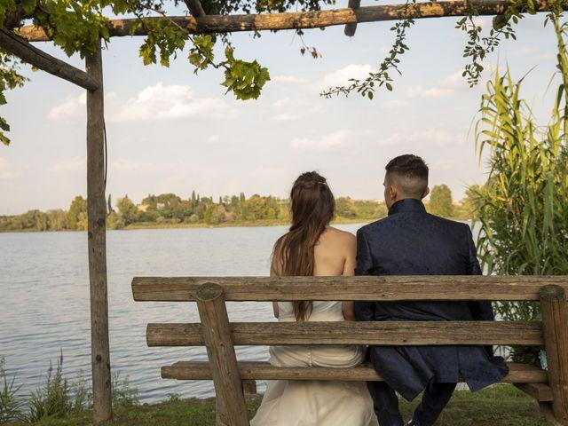 Il matrimonio di Angelo e Maria Giulia a Mantova, Mantova 23
