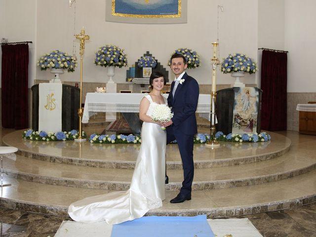 Il matrimonio di Antonia e Tommaso a San Marco Evangelista, Caserta 1