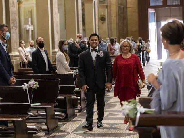 Il matrimonio di Matteo e Giorgia a Pianoro, Bologna 26