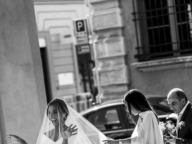 Il matrimonio di Matteo e Giorgia a Pianoro, Bologna 31