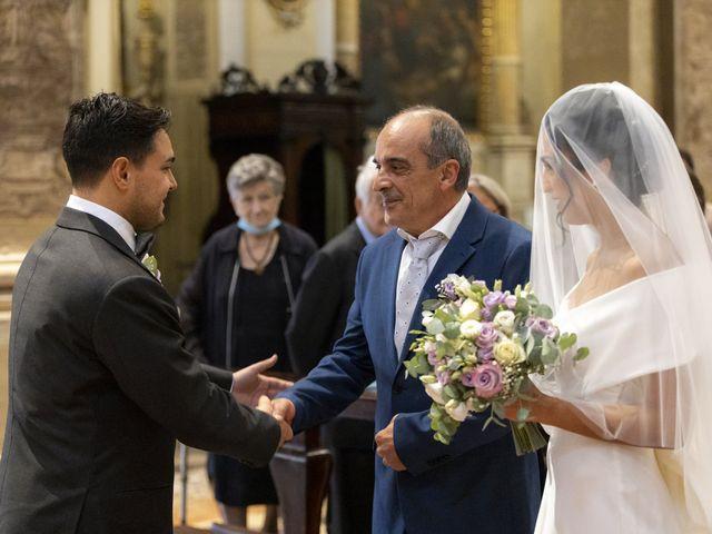 Il matrimonio di Matteo e Giorgia a Pianoro, Bologna 35