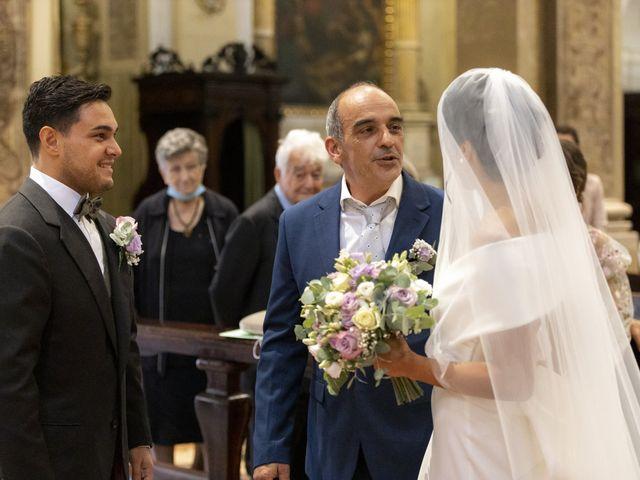 Il matrimonio di Matteo e Giorgia a Pianoro, Bologna 36