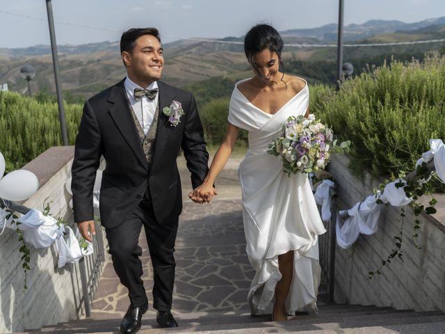 Il matrimonio di Matteo e Giorgia a Pianoro, Bologna 75