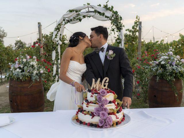 Il matrimonio di Matteo e Giorgia a Pianoro, Bologna 95