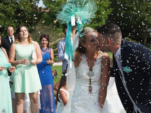 Le nozze di Veronica e Douglas