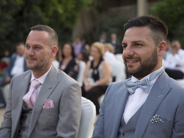 Il matrimonio di Raimond e Salvo a Catania, Catania 12