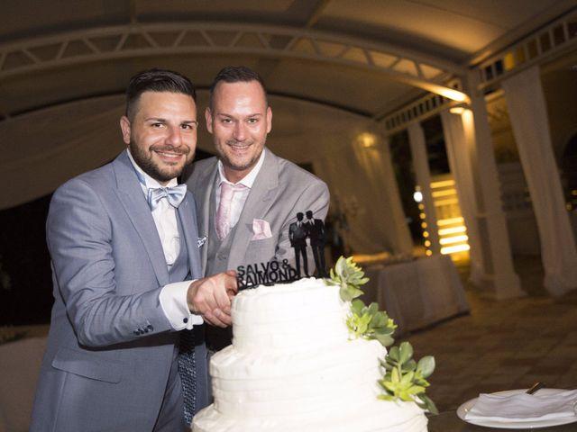 Il matrimonio di Raimond e Salvo a Catania, Catania 23