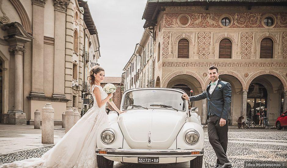 Il matrimonio di Alessandro e Ylenia a Vigevano, Pavia