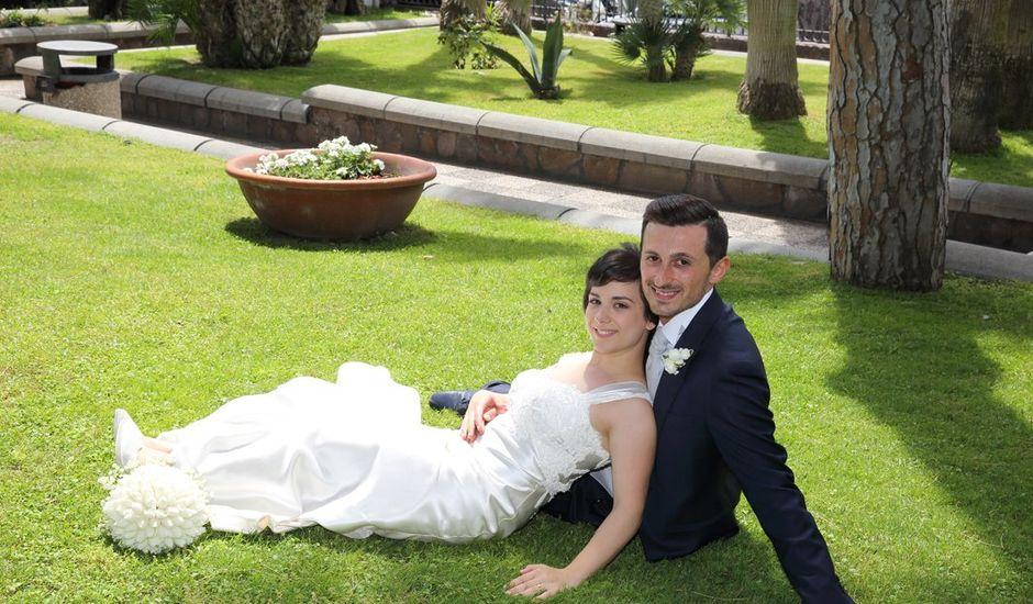 Il matrimonio di Antonia e Tommaso a San Marco Evangelista, Caserta