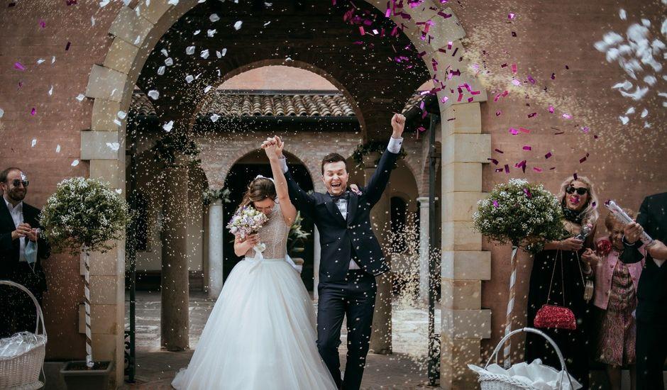 Il matrimonio di Samuele e Michela a Modena, Modena