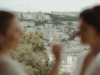 Le nozze di Andrea e Melania 2
