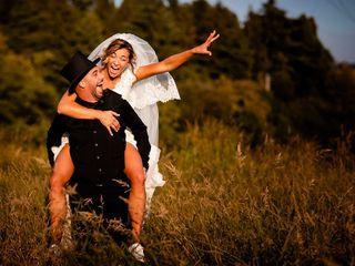 Le nozze di Elena e Ivano