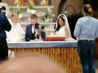 Le nozze di Ilaria  e Diego 1
