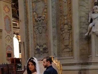 Le nozze di Ilaria  e Diego 2