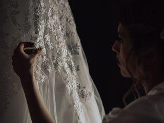 Le nozze di Alexandra e Gabriele 1