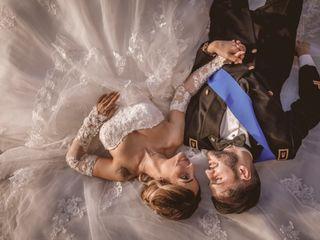 Le nozze di Carmen e Matteo