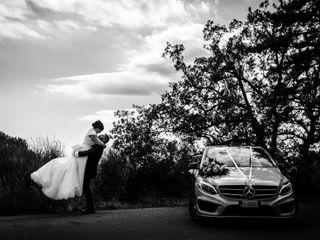 Le nozze di Helena e Luca