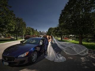 Le nozze di Lorenzo e Maria 1