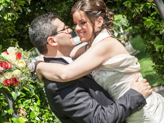 le nozze di Pina e Livio