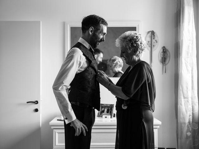 Il matrimonio di Andrea e Delia a Ponsacco, Pisa 7