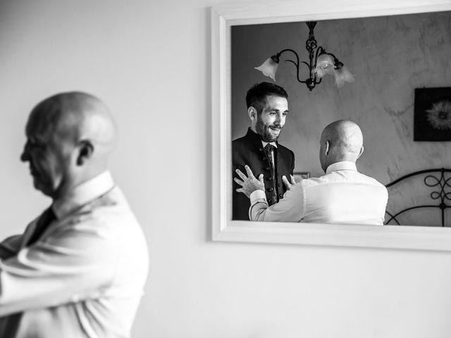 Il matrimonio di Andrea e Delia a Ponsacco, Pisa 8