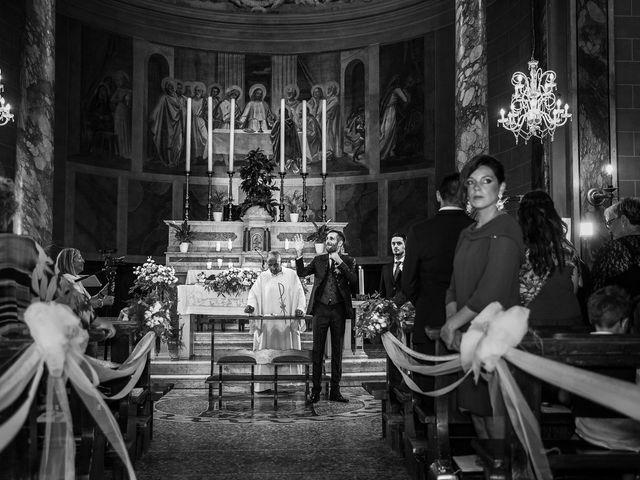 Il matrimonio di Andrea e Delia a Ponsacco, Pisa 21