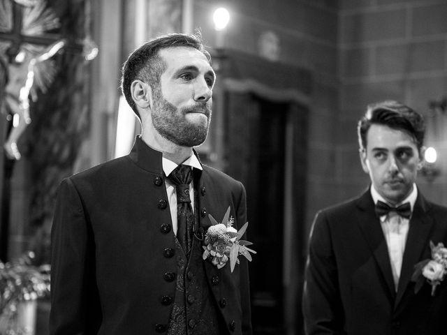 Il matrimonio di Andrea e Delia a Ponsacco, Pisa 23