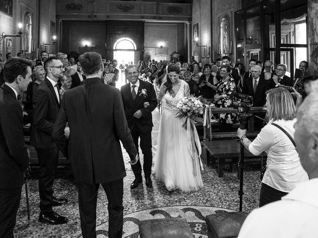 Il matrimonio di Andrea e Delia a Ponsacco, Pisa 26