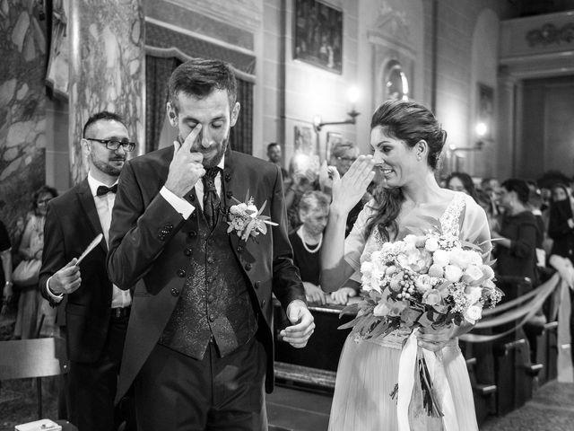 Il matrimonio di Andrea e Delia a Ponsacco, Pisa 28