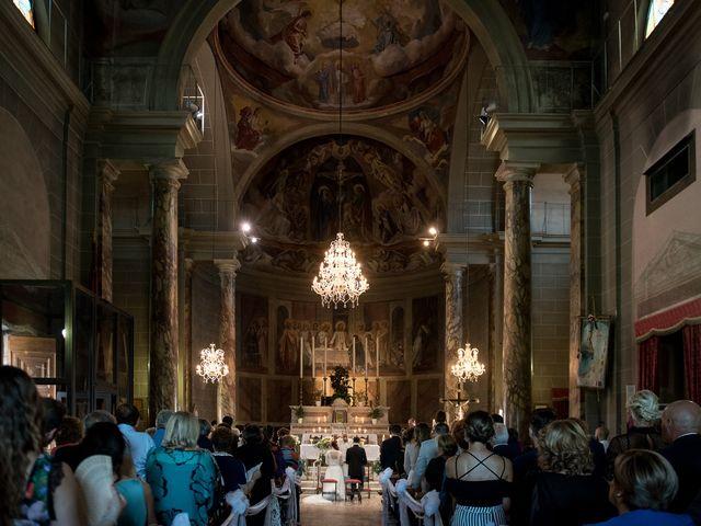 Il matrimonio di Andrea e Delia a Ponsacco, Pisa 29