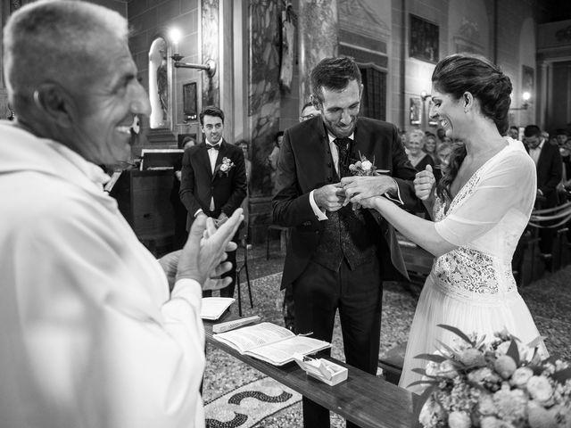 Il matrimonio di Andrea e Delia a Ponsacco, Pisa 30