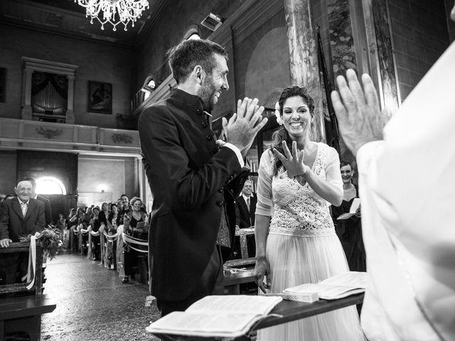 Il matrimonio di Andrea e Delia a Ponsacco, Pisa 31