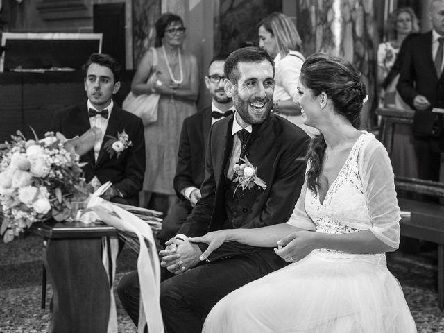 Il matrimonio di Andrea e Delia a Ponsacco, Pisa 32