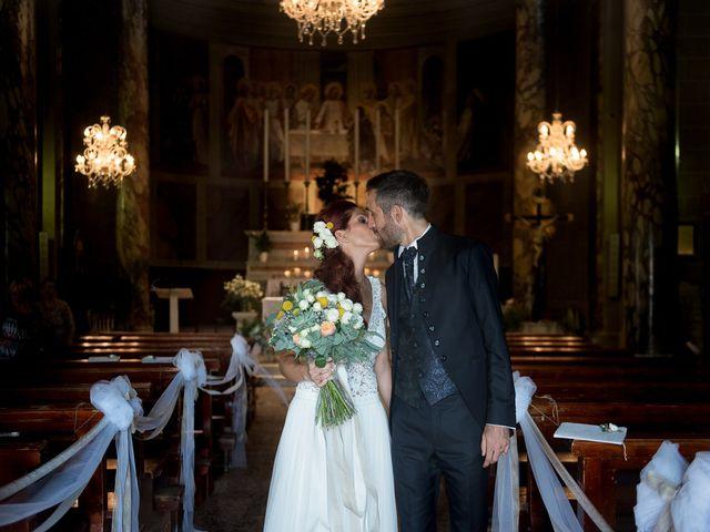 Il matrimonio di Andrea e Delia a Ponsacco, Pisa 35