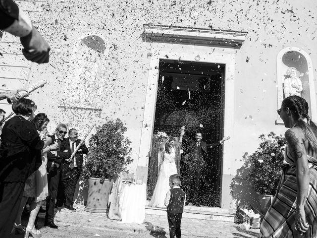 Il matrimonio di Andrea e Delia a Ponsacco, Pisa 36