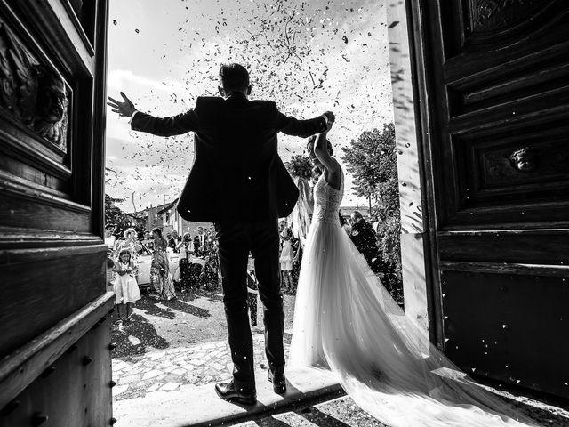 Il matrimonio di Andrea e Delia a Ponsacco, Pisa 2