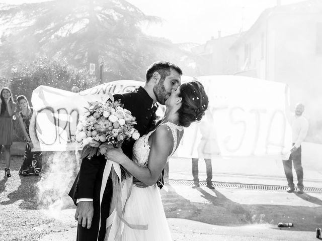 Il matrimonio di Andrea e Delia a Ponsacco, Pisa 39