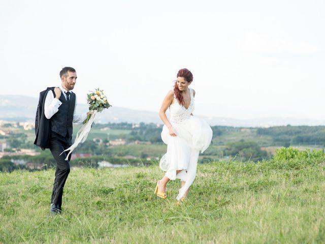 Il matrimonio di Andrea e Delia a Ponsacco, Pisa 43