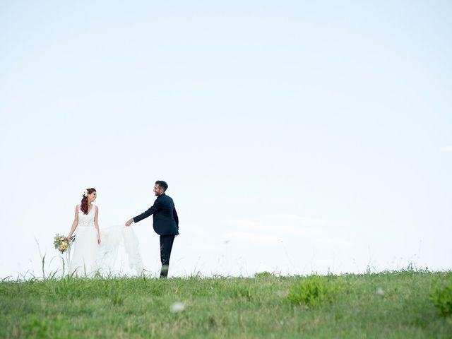 Il matrimonio di Andrea e Delia a Ponsacco, Pisa 45